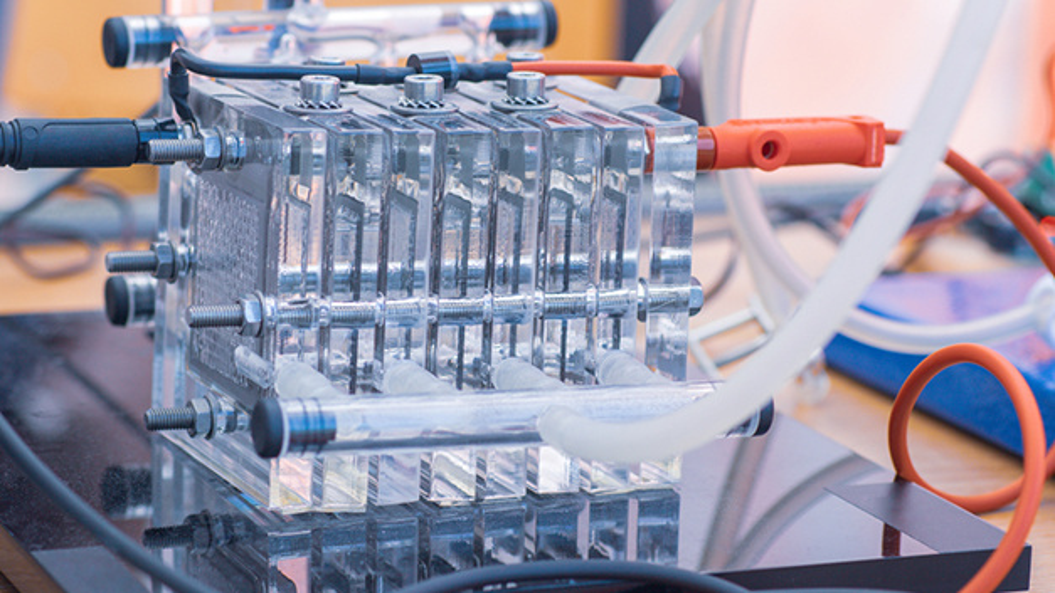 Die Brennstoffzellen-Technologie soll bis 2030 etwa ein Fünftler aller Fahrzeuge antreiben.
