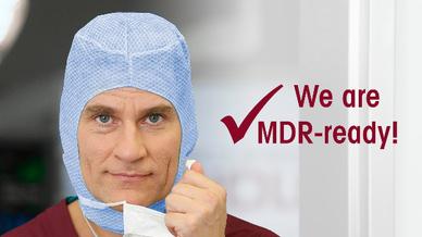 Das Unternehmen hat Zertifizierungsaudit der Dekra nach neuer EU-Medizinprodukteverordnung bestanden.