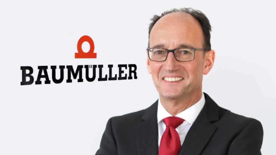 Dr. Michael Wengler ist neuer COO von Baumüller Nürnberg.