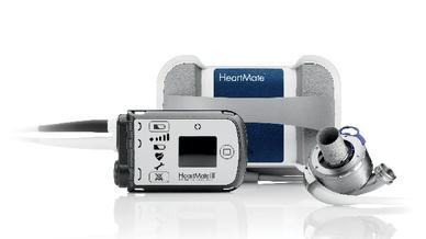 Das System HeartMate 3 ist das derzeit modernste LVAD auf dem Markt.