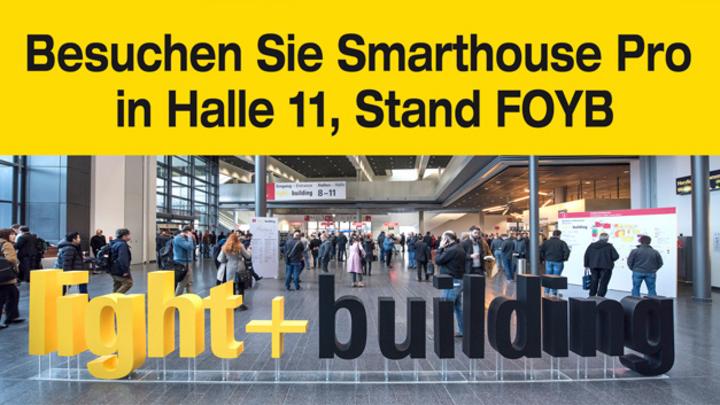 Light + Building 2020, Smarthouse Pro