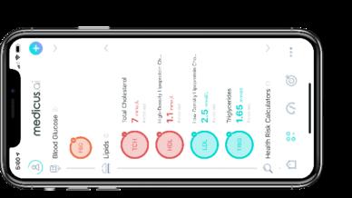 Digitale Datenversteher: Die Gesundheits-App will mit unverständlichen Fachbegriffen Schluss machen.