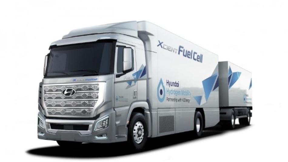 Ab 2021 wird Faurecia über einen Zeitraum von vier Jahren rund 1.600 Schwerlast-Lkw von Hyundai ausrüsten.