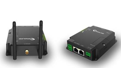 Die neue UR32-Mobilfunkrouter-Serie von ICP Deutschland.