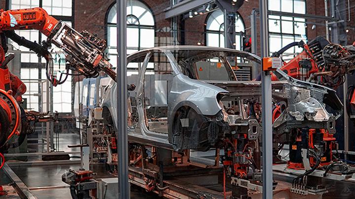 Smart Automotive Factory
