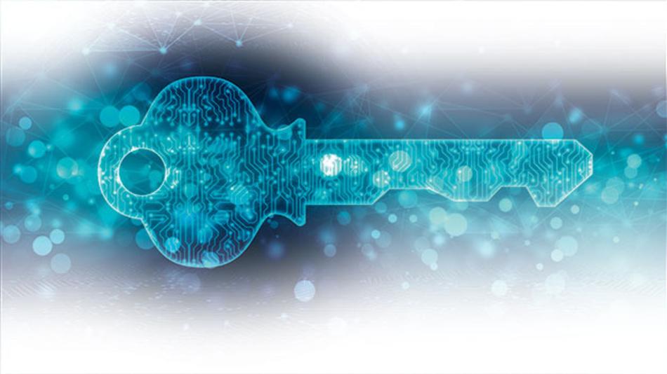 Die kryptographische Schlüssel-Methode schützent vor Quantencomputerangriffen.