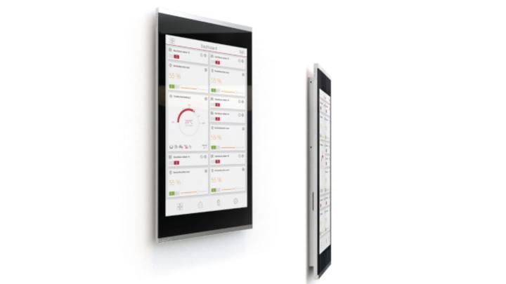 Produktbild: PEAKnx-Touchpanel Controlmicro