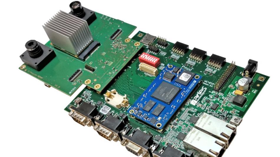 Das Embedded-Vision-Kit »C-Vision« von Aries Embedded für KI und industrielle Embedded Vision