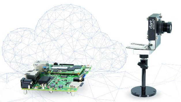 Die Hardware des »AI Vision Solution Kit« von Basler
