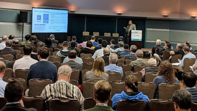 RISC-V Summit, Dezember 2019, San Jose Convention Center