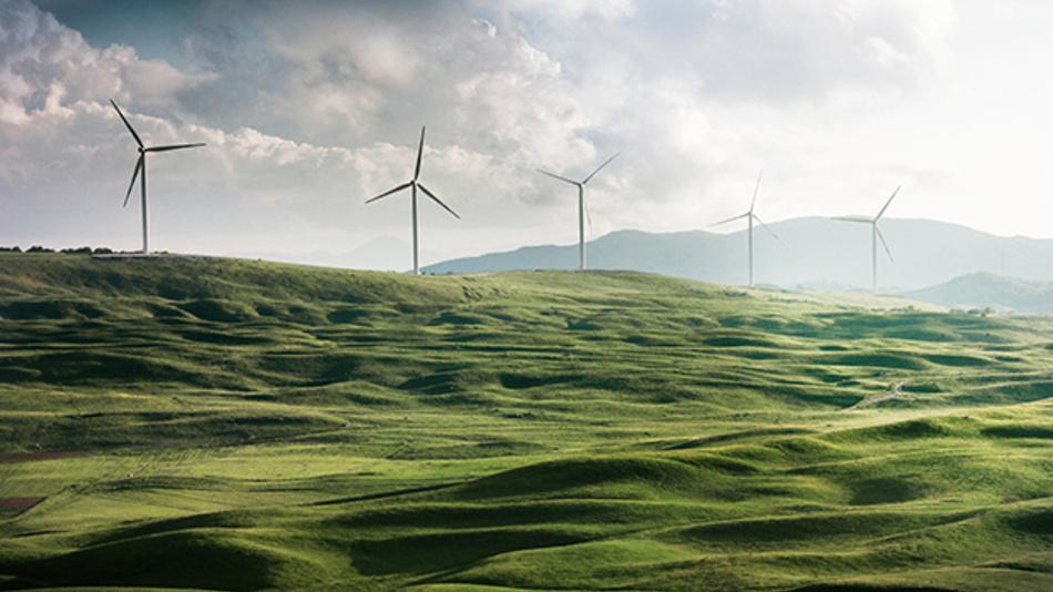 Laut der BloombergNEF-Studie braucht allein Deutschland 75 Prozent mehr grünen Strom um die CO2-Emissionen um 60 Prozent zu reduzieren.