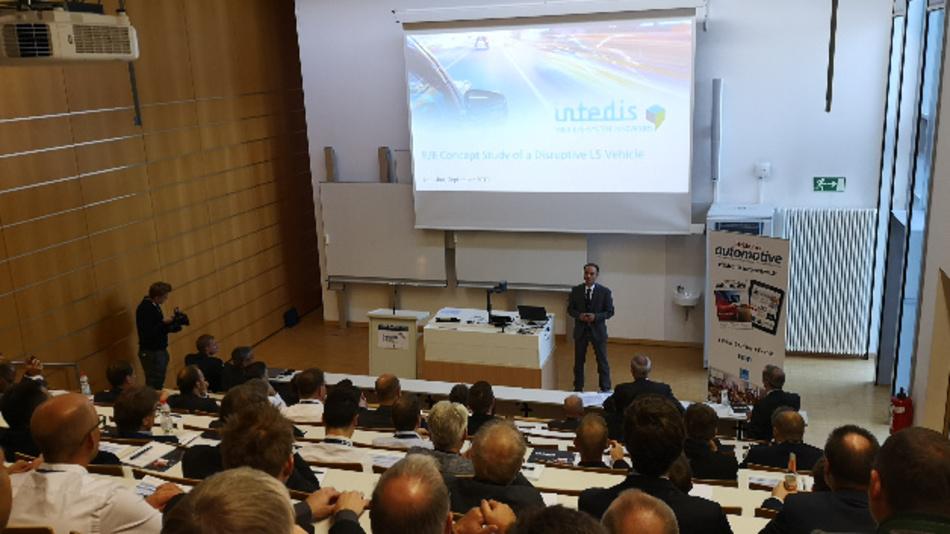 Keynote beim Bordnetz-Kongress 2019 an der HS Landshut.
