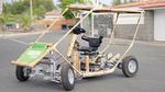 Das Bamboo Solar Car
