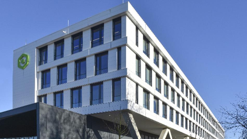 Der neue Unternehmenssitz von Garz & Fricke in Hamburg-Harburg.