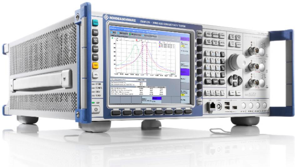 Ein neues OTA-Messverfahren in Wireless-Testern der CMW-Plattform soll Konformitätstests für Bluetooth-Geräte vereinfachen.
