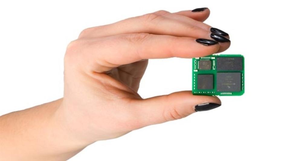 Open Standard Module im Format 30 x 30 mm.