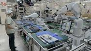 Roboter in der Elektronikmontage