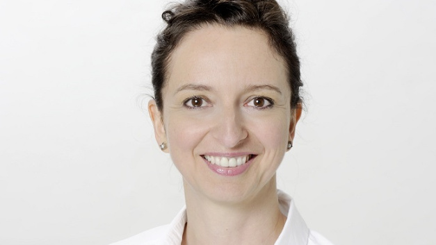 Diana Eid, Vice President HR Strategy & Corporate Functions bei der Dräxlmaier Group.
