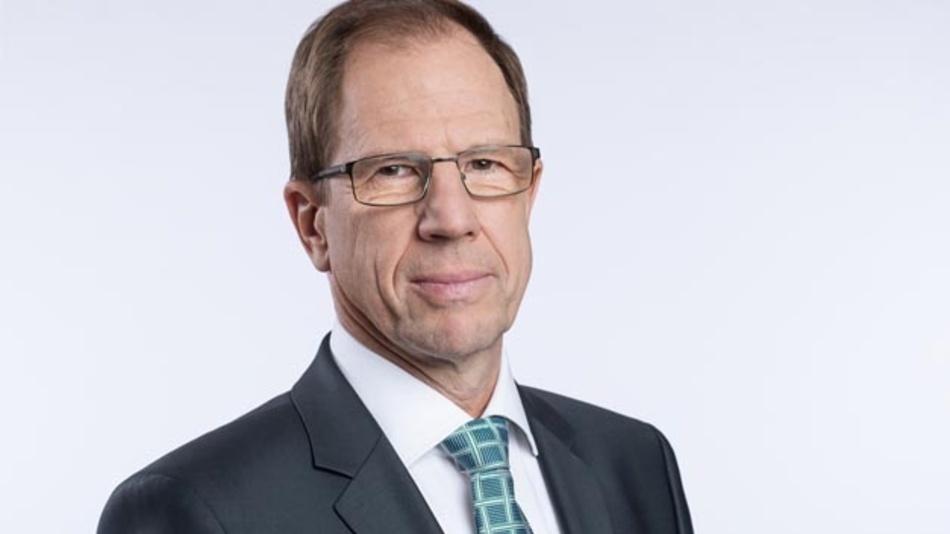 Dr. Reinhard Ploss, CEO von Infineon