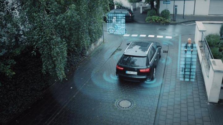 Auf Basis der 77 GHz Radartechnologie lassen sich sowohl NCAP-Anforderungen als auch Funktionen für das automatisierte Fahren umsetzen.
