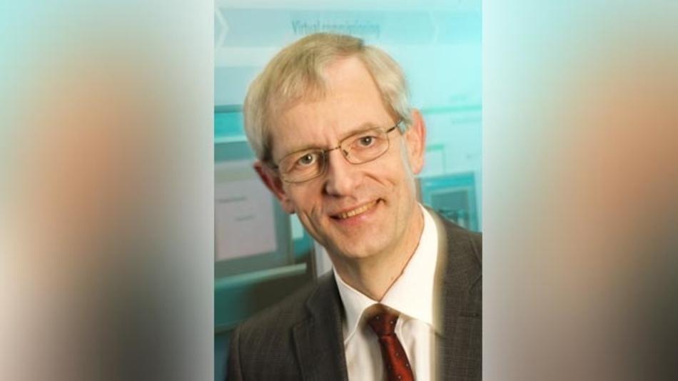 Prof. Dr. Ulrich Löwen von der Siemens Corporate Technolgy hält den Keynote-Vortrag der embedded world Conference 2020.