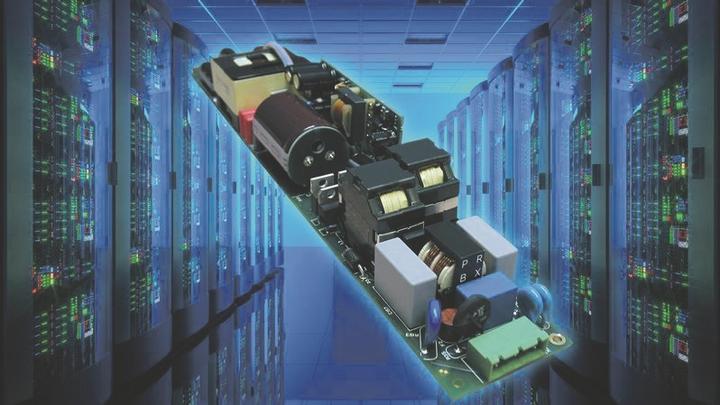 Ausgelegt wurde die Stromversorgungslösung auf die mit unter 10A bei 264V(AC) geringstmögliche Einschaltspannung.