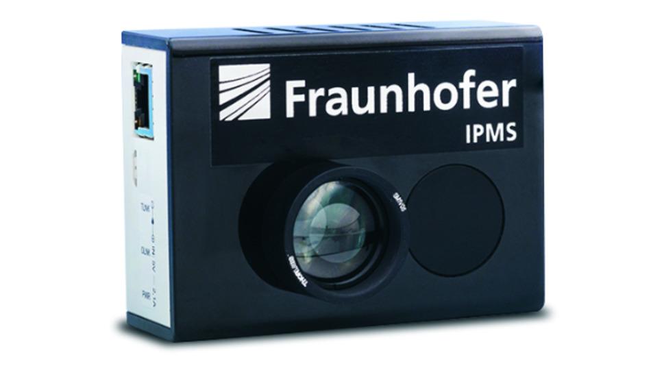 TSN-fähiger LiFi-Transceiver, entwickelt am Fraunhofer IPMS.