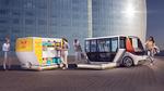 Modulares Fahrzeugkonzept auf dem Genfer Autosalon