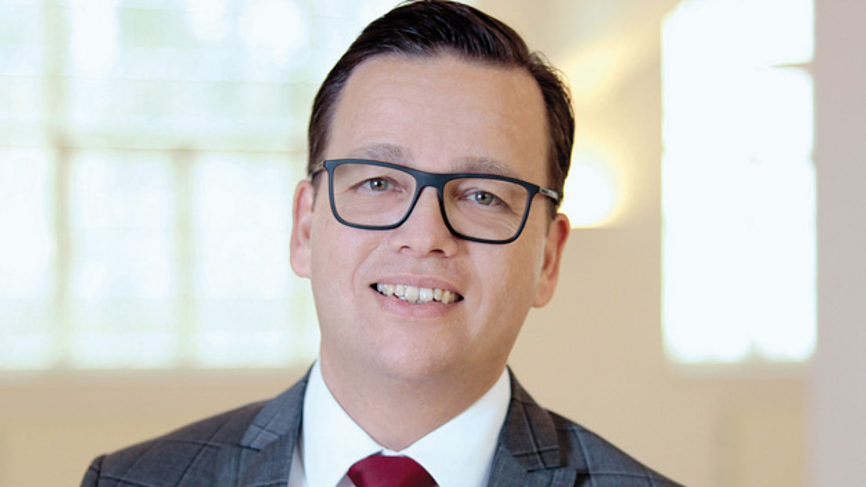 Martin Heinz, neues Vorstandsmitglied von itac