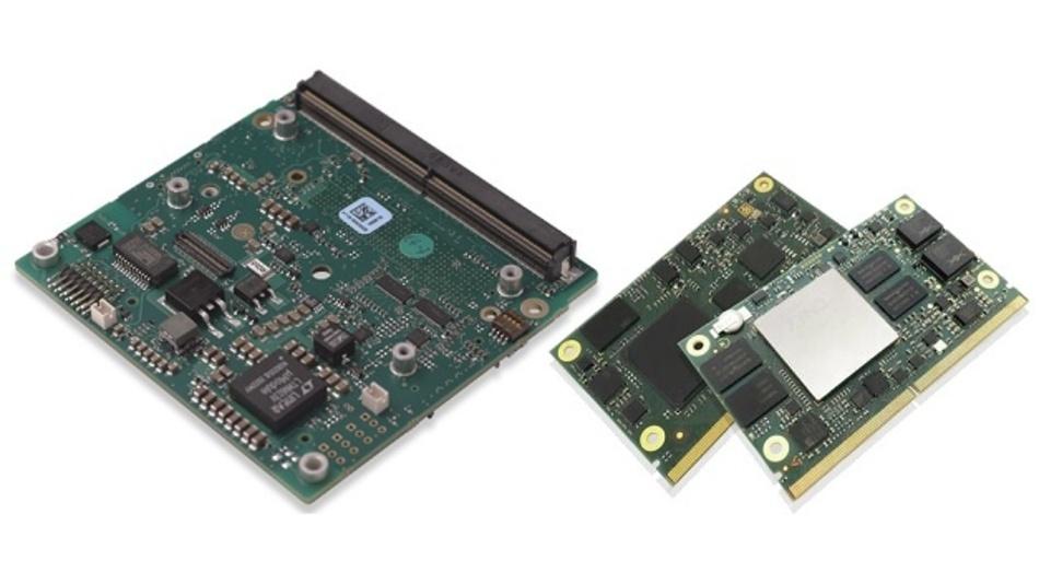 Solectrix präsentiert zwei SMARC-Neuheiten mit besonders kleinem Formfaktor auf der embedded world 2020.