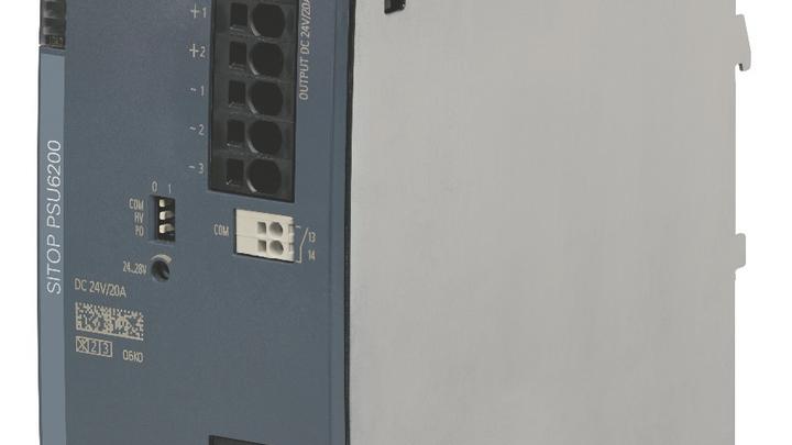 Das Einsatzspektrum der Standard-Stromversorgungen wurde nun durch die neue Serie vergrößert.