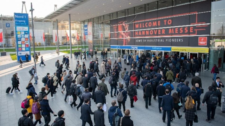 Ob die Hannover Messe 2020 stattfindet, entscheidet sich in der 12. Kalenderwoche.