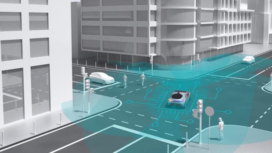 Ein Anwendungsgebiet der künstlichen Intelligenz ist das automatisierte Fahren. Durch den Einsatz von KI soll die Zahl der Unfälle reduziert werden. Doch wie mit KI umgehen? Hierfür hat Bosch Leitlinien erarbeitet.