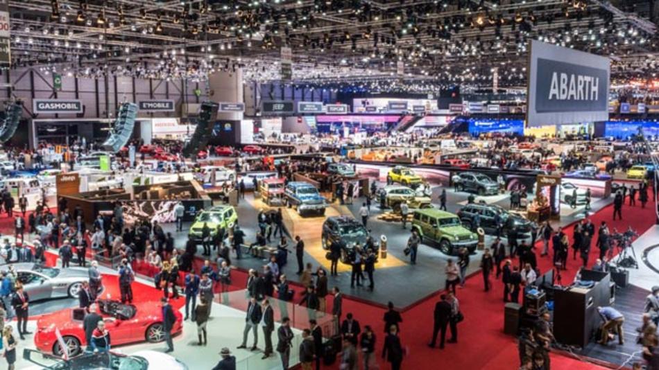 Vom 05. bis 15.03.2020 hätte der Genfer Autosalon stattfinden sollen. Die Veranstaltung wurde aufgrund der Krisensituation rund um das Corona-Virus genau wie alle anderen Großveranstaltungen durch den Schweizer Bundesrat abgesagt.