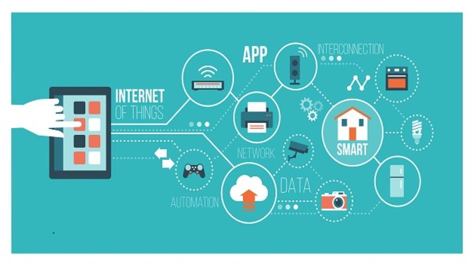 Ein spezieller Kryptographie-IC sorgt für die nötige Sicherheit bei der IoT-Kommunikation.