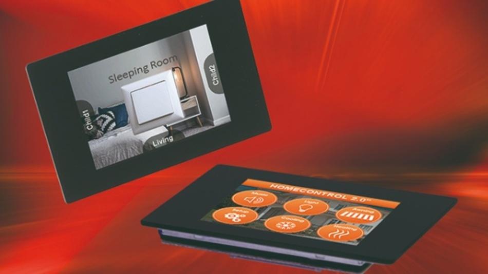 Displayhersteller Electronic Assembly präsentiert smarte Miniatur-Touchdisplays.