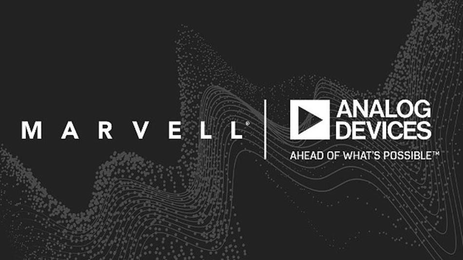 Marvell und Analog Devices geben Zusammenarbeit im Bereich der  hochintegrierten 5G-Funklösungen bekannt