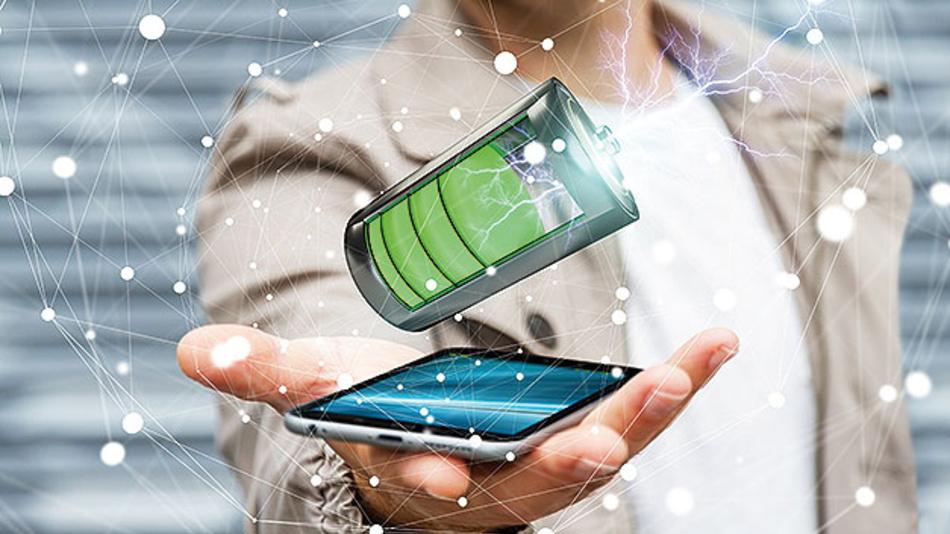 Ladezustandsanzeige-IC behebt ein Dilemma tragbarer Geräte