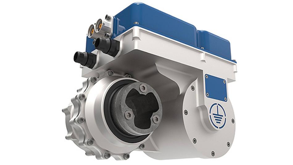 Der extrem leichte Elektromotor soll fast vollständig aus dem 3D-Drucker kommen und in der Spitze bis zu 20kW Leistungsdichte erreichen.