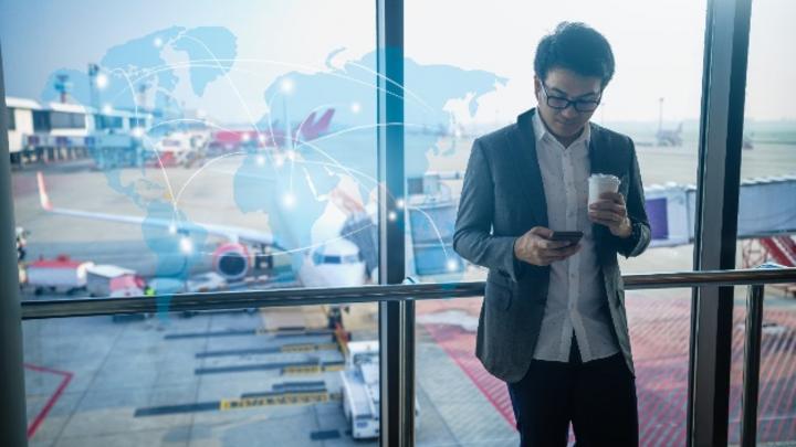 5G soll dem Luftverkehr helfen.