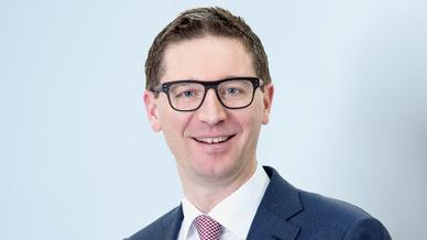 Bei Stäubli Robotics Bayreuth jetzt Geschäftsführer: Peter Pühringer