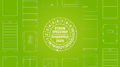 Stromspeicher-Inspektion 2020