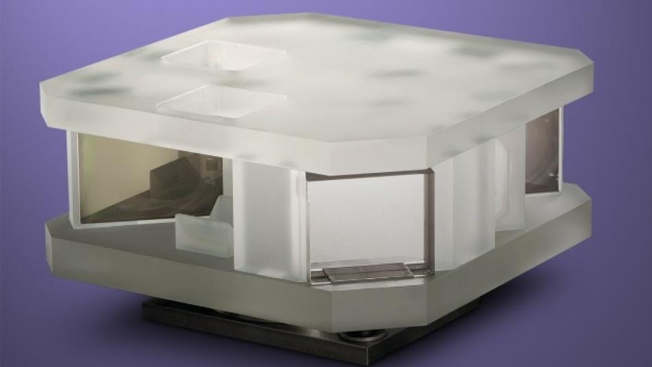 PLX' Hollow-Retroreflektoren sind für Hochleistungsanwendungen ausgelegt