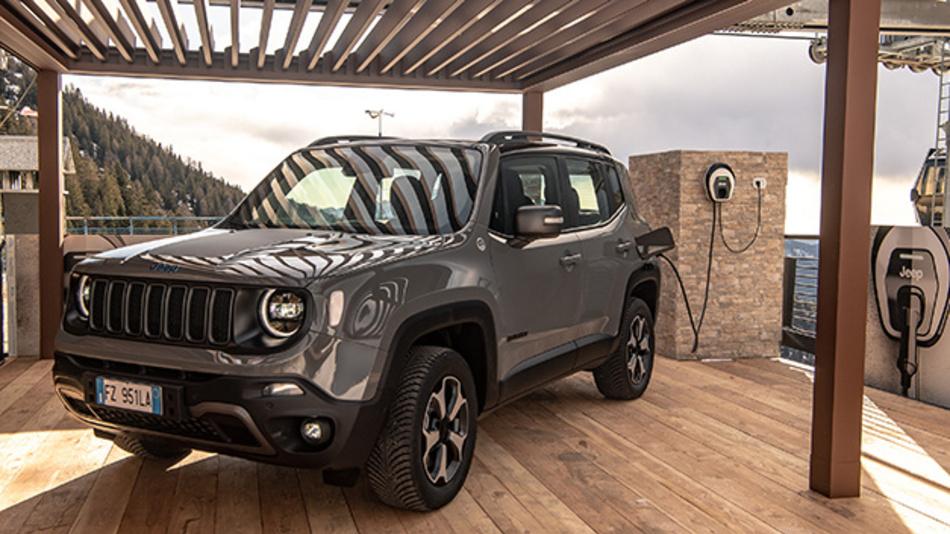 Die neue Wallbox von Fiat Chrysler soll einfach ans heimische Stromnetz angesteckt werden können und das Elektroauto daheim laden.