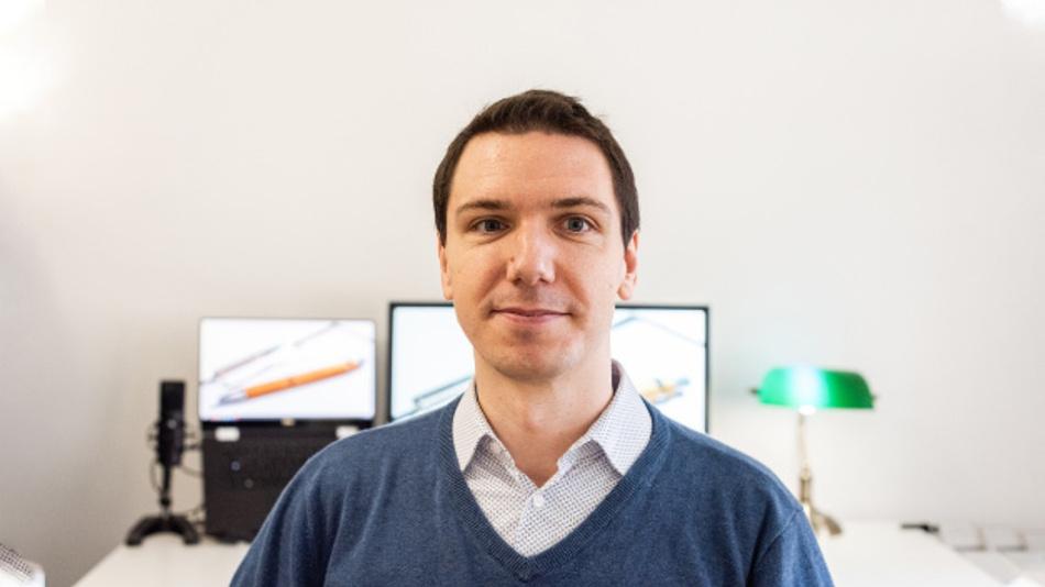 Florian Michalik ist Experte für Homeoffice und verteilte Teams.