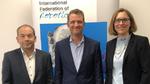 Milton Guerry zum IFR-Präsidenten ernannt