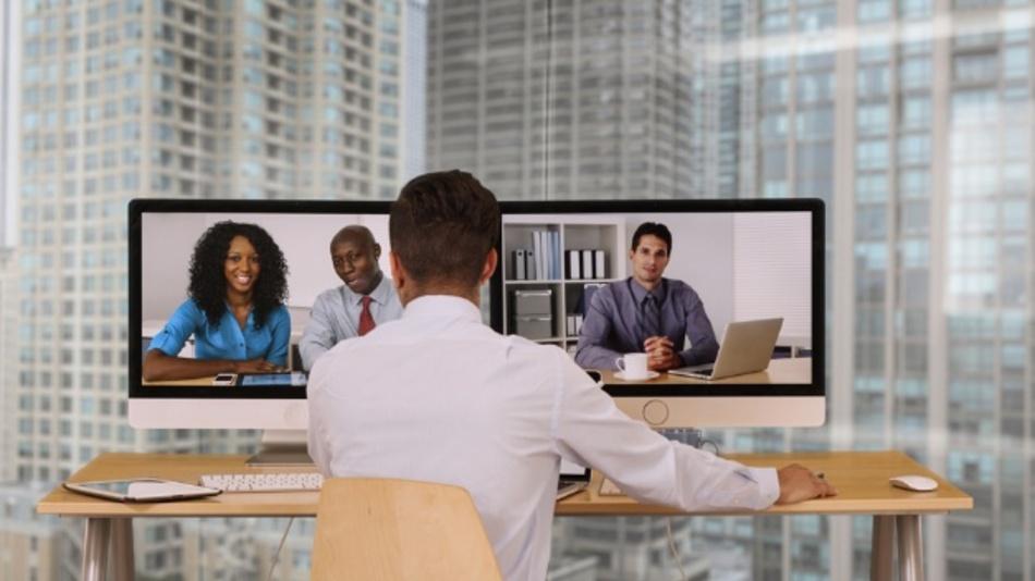 In Zeiten von Corona sind Videokonferenzen ein probates Mittel zur Kommunikation.