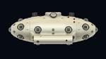 Autonome, unbemannte U-Boote