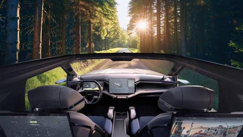 Das vernetzte Auto braucht herstellerübergreifende Standards, Faurecia will daran mitarbeiten.