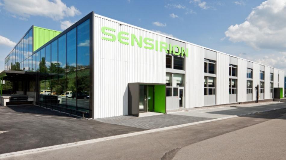 Der Schweizer Hersteller Sensirion ist einer der großen Zulieferer für medizintechnische Sensoren.